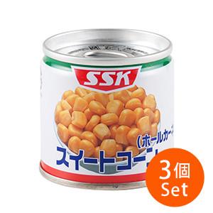 【5%OFF】栗米味濃又甜美 甜栗米粒 90g×3個