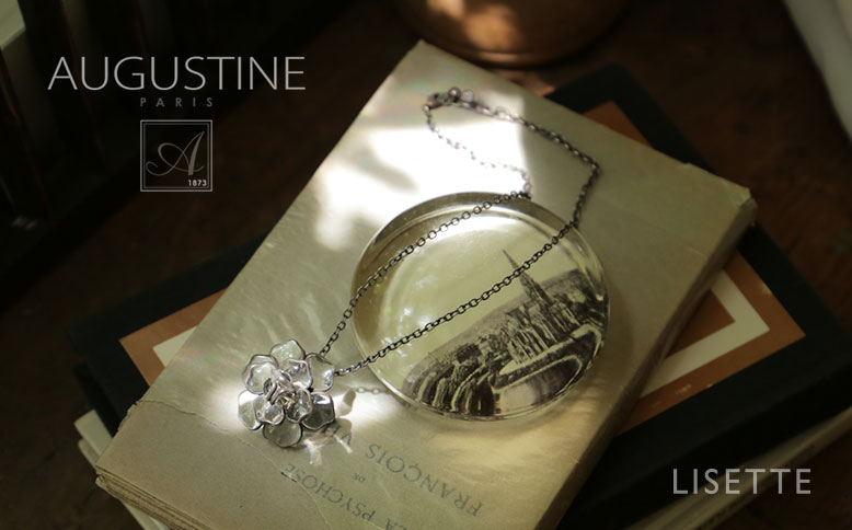 [Lisette] Luxury Glass Jewellery Augustine is back!