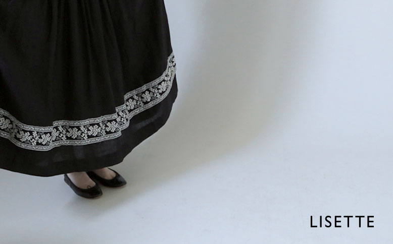 薄手ベルギーリネンの服