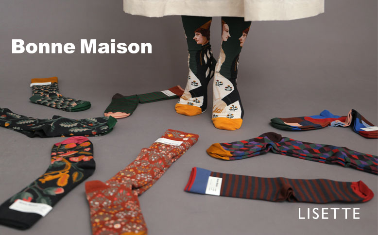 Bonne Maison 2019AW collection