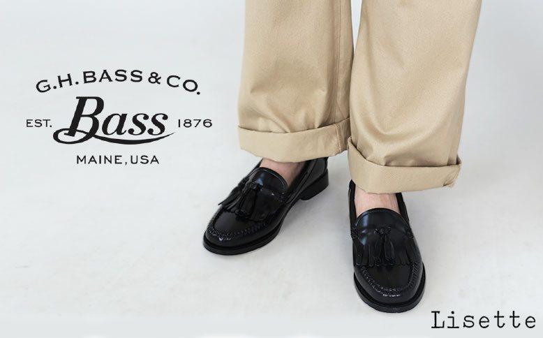 G.H. BASS& CO ローファー