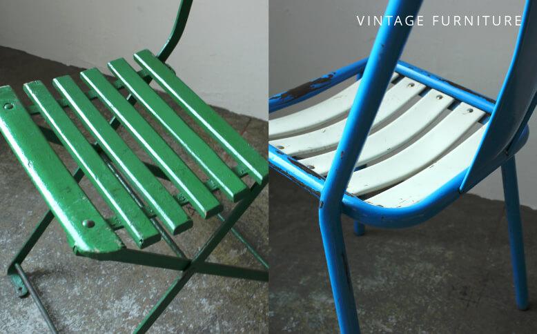 ヴィンテージ家具の入荷