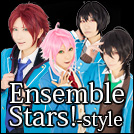 Ensemble Stars!-style Cosplay Wigs