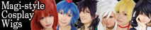 Magi-style Cosplay Wigs