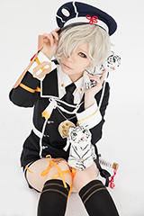 Gokotai-style character wig