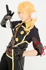 Shishiou-style character wig
