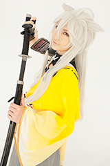 Kogitsunemaru-style character wig
