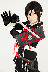 Yagen Toushirou-style character wig