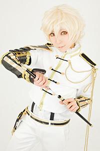 Monoyoshi Sadamune-style character wig