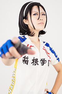 Jinpachi Toudou-style character wig