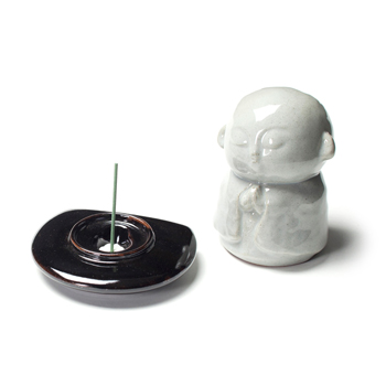 Incense Burner Child Guardian
