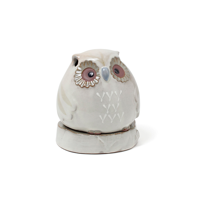 Incense Burner Owl