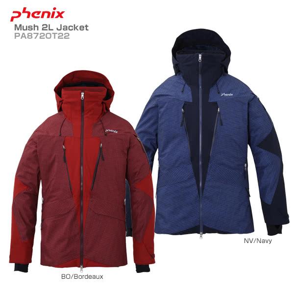 99384264 HC〕PHENIX〔Ski Wear〕<2019>Mush 2L Jacket PA872OT22 - Ski ...