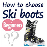 How to choose beginner's ski boots