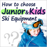 How to choose ski Equipment for children
