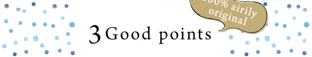 3 good points