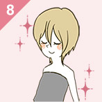 how to wear wig08